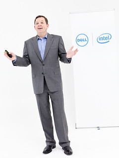 Latitude and OptiPlex Launch Event – London – Sept 2012 | by Dell's Official Flickr Page