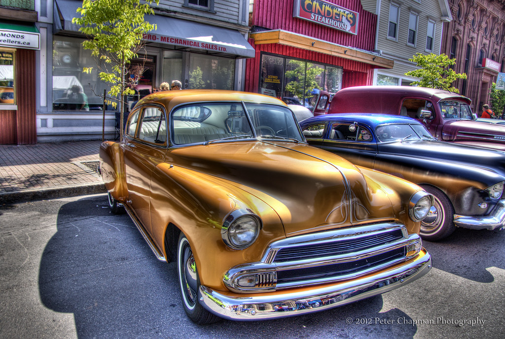 Car Show @ Rockabilly Festival | Some of the old classics th… | Flickr