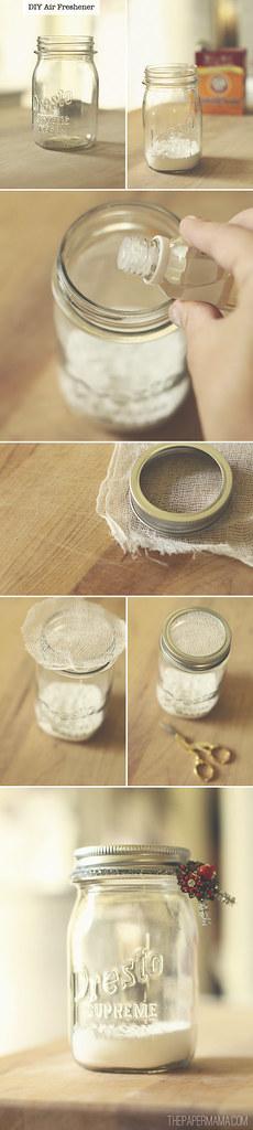 Diy air freshener chelsey the paper for Baking soda essential oil air freshener