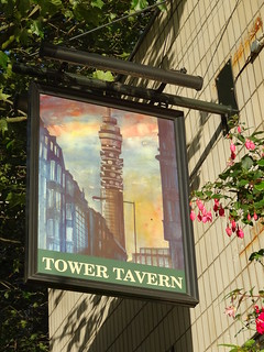 078 - Tower Tavern Sign | by Randomly London