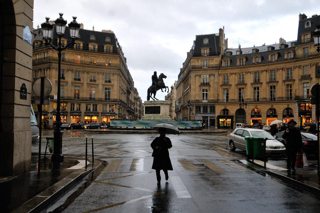 Place des victoires flickr - Place des victoires metro ...