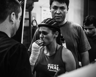 Pre Fight | by LPByrne