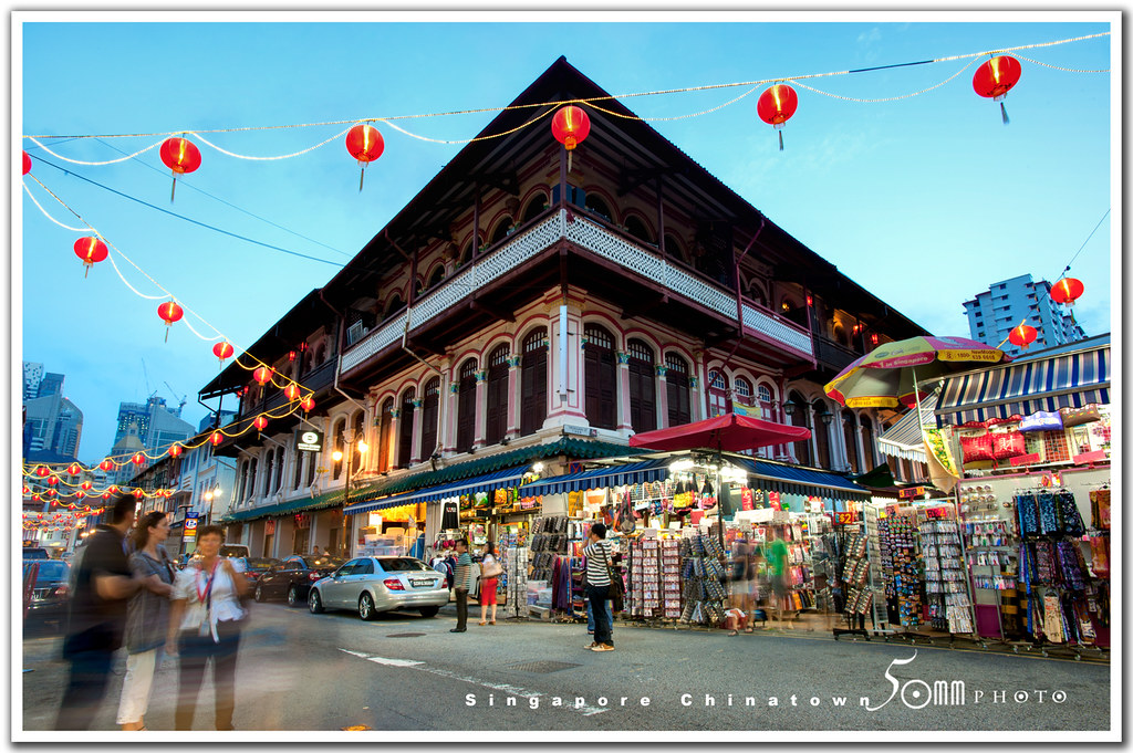how to go to chinatown singapore