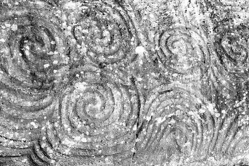 Newgrange stone carvings john cassar flickr