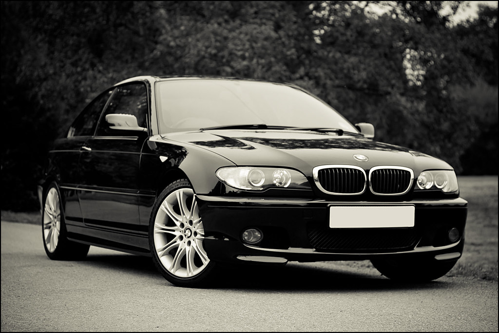 bmw 3 series coupe e46 m sport tom clark flickr. Black Bedroom Furniture Sets. Home Design Ideas
