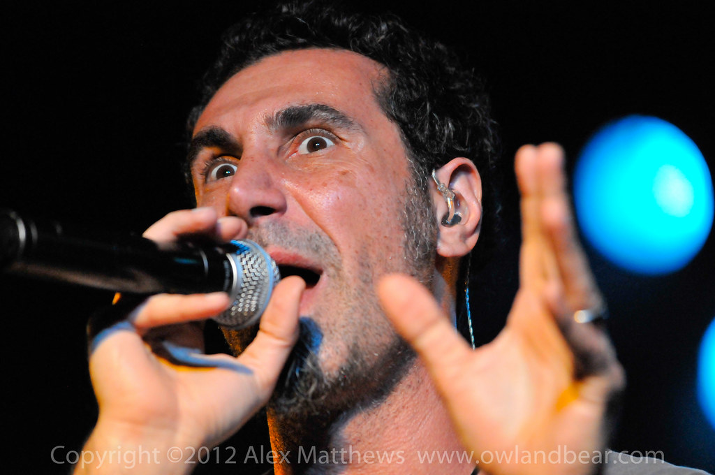 Serj Tankian 2012