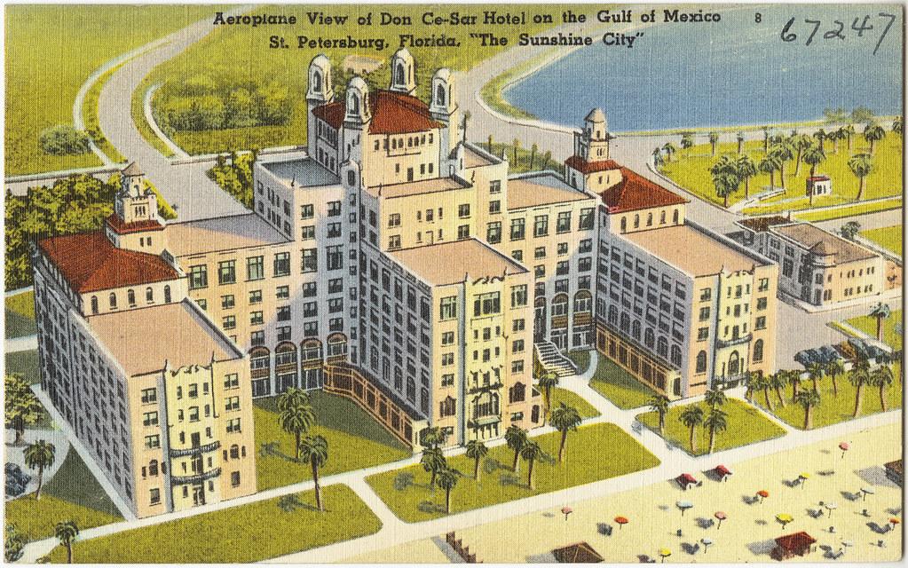 Gulf View Hotels St Pete Beach