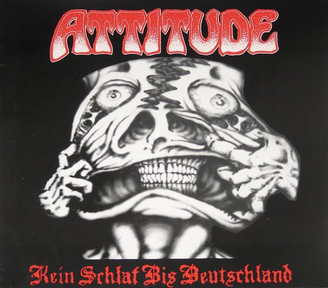 Attitude Kein Schlaf Bis Deutschland