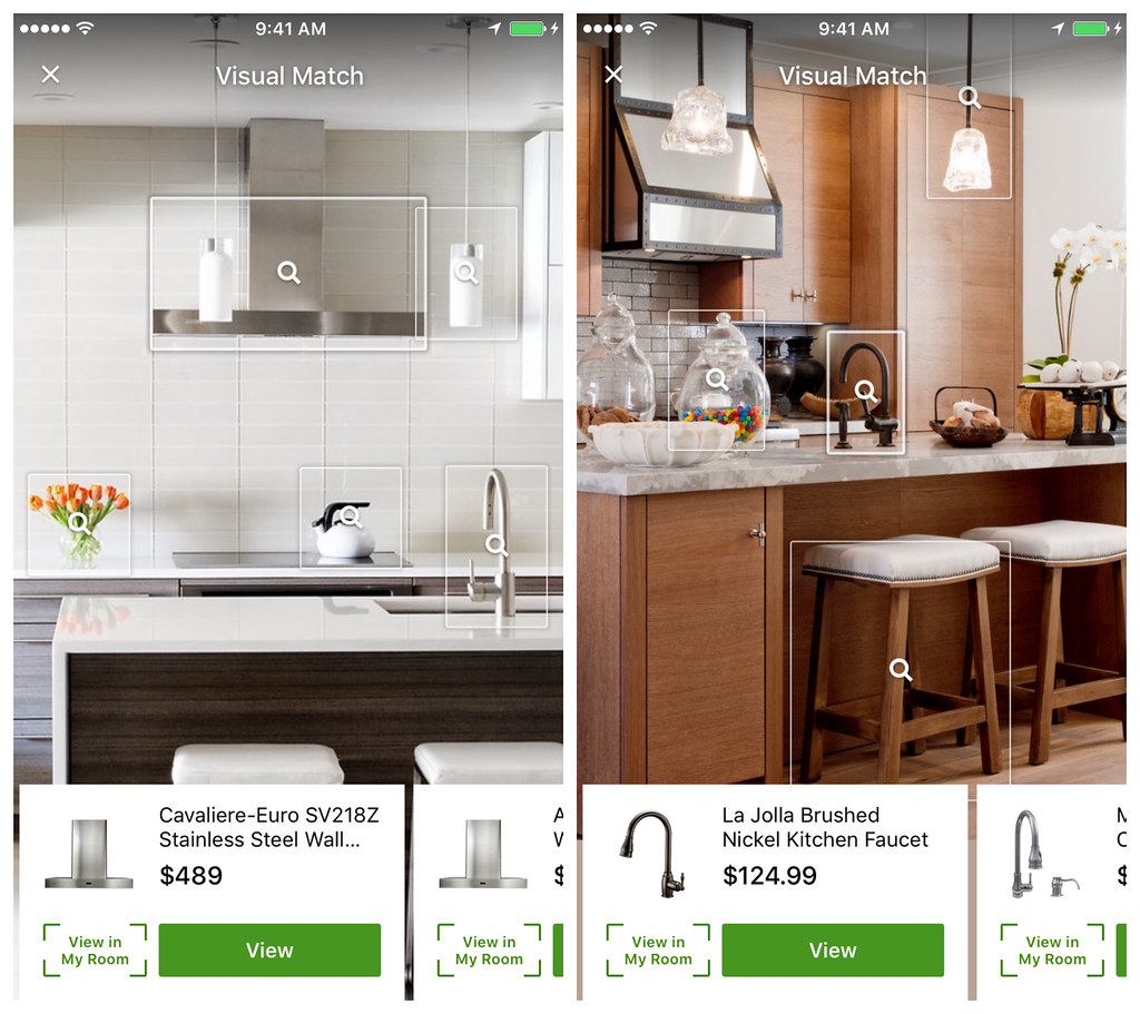 Our New Visual Recognition Feature Helps People Close The Gap Between Getting Inspired From What They See In The Photos On Houzz And Actually Finding