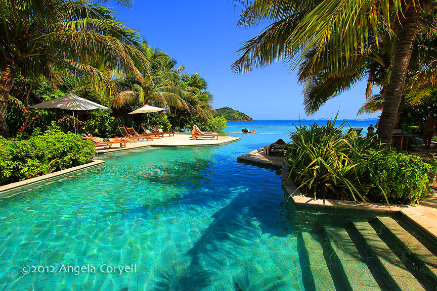 Fiji Likuliku Lagoon Resort New Web Album Is Up On: overwater bungalows fiji