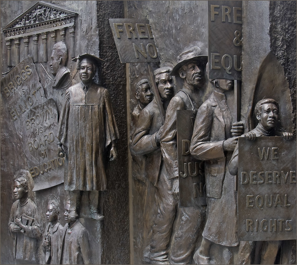 African Americans Monument