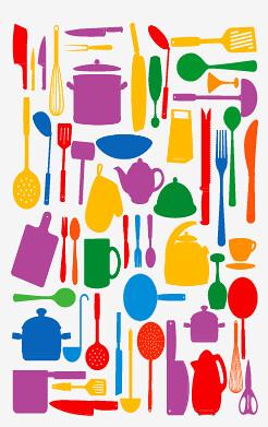 Papel mural para la cocina marcela flickr - Murales para cocina ...