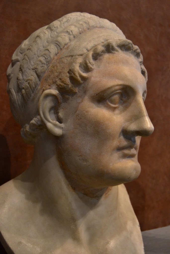 what was the relationship of ptolemy to alexander