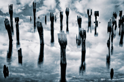 Pier Remains | by Frank C. Grace (Trig Photography)