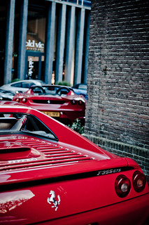 Ferrari F355 GTS and F430 Spider | by D.LOS