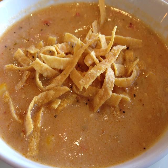 California Kitchen Tortilla Soup Recipe