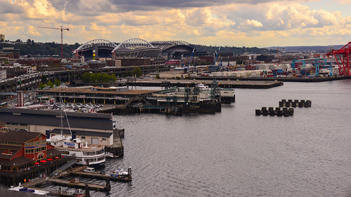 Seattle Waterfront | by Paddy O
