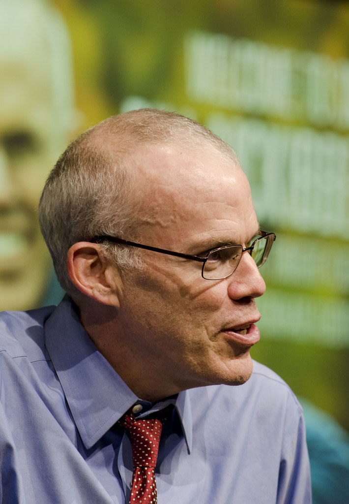 Care about the future of the planet? Get off the couch, says Bill McKibben