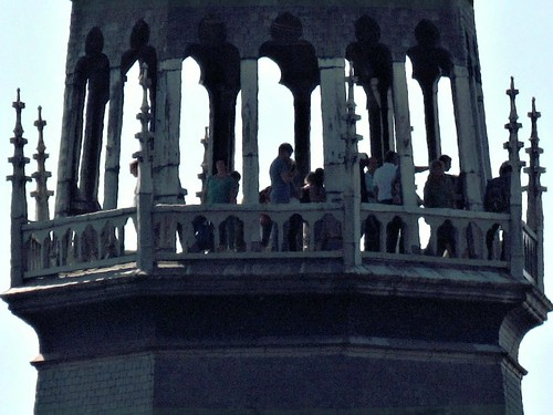 OPEN MONUMENTENDAG GOUDA // VISITORS IN THE TOWER | by Anne-Miek Bibbe