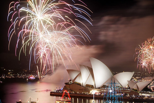 Darling Harbour New Years Eve 2009/2010 | by Darling Harbour