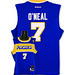 7101J-312 INDIANA PACERS JR LADIES HARDWOOD AUTH JERSEY  ONEAL, JER #7