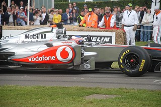 McLaren-Mercedes MP4/26 2011 2.4-Litre V8 - Jenson Button | by f1jherbert