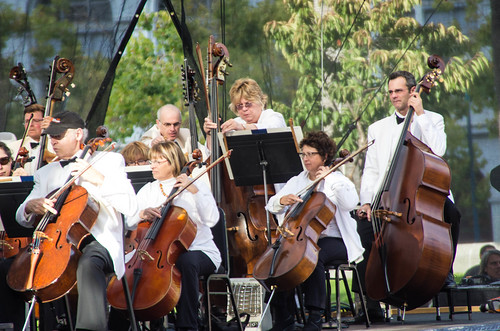 SF Symphony Strings | by JIM Mourgos