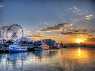 Navy Pier | by rmlowe
