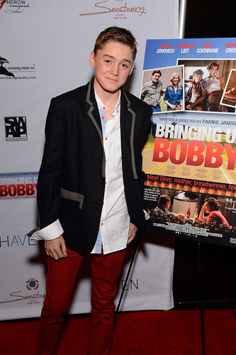 "NYC Premiere of ""Bringing Up Bobby"" 