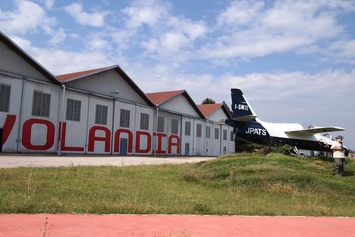 Museo del Volo, Volandia