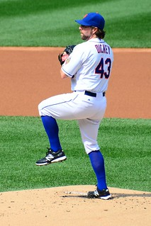 R.A. Dickey Pitching In His 20th Win | by slgckgc