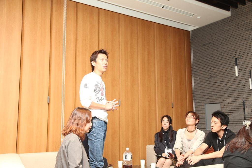 Tedxfukuoka salon tedxfukuoka salon 2012 for R b salon coimbatore