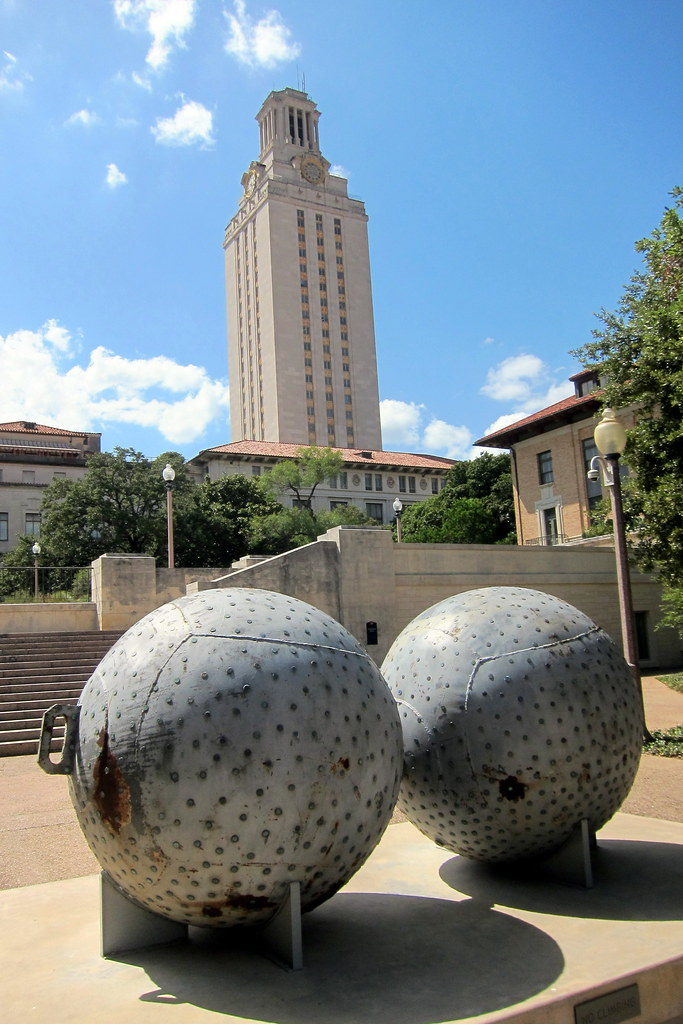 University Of Texas Organizational Chart: Austin - UT: The West and UT Tower | The West designed by Au2026 | Flickr,Chart