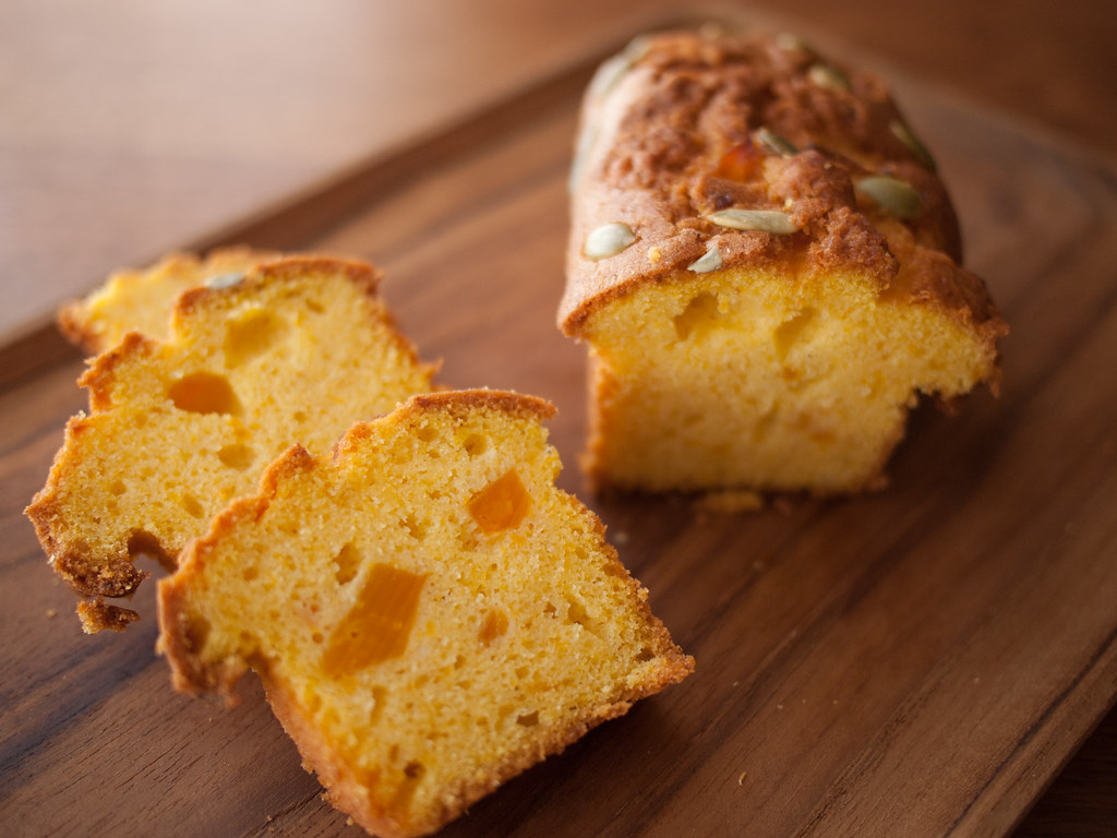 Pumpkin Pound Cake Trifle Recipe