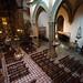 Interior de la basílica del Real Monasterio