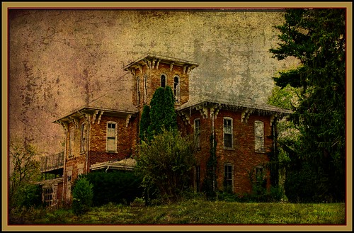 Old Home w/Texture | by the Gallopping Geezer '4.9' million + views....