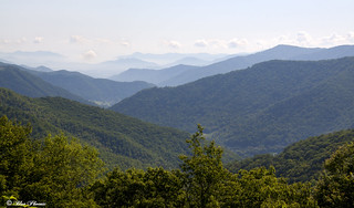 Blue Ridge Parkway -  Lake Junaluska Overlook - IMG_16357 (Explored) | by Smoky Mountain Scenics