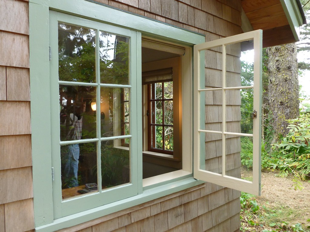 1920s Casement Windows