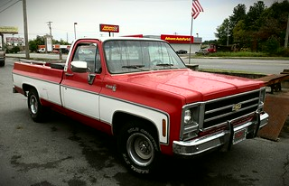 Chevrolet C/10 | by Dave* Seven One