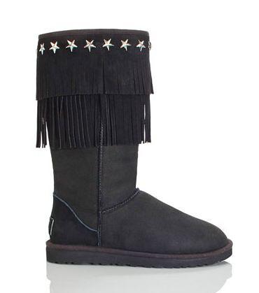 fd179a4a8a6 ... Jimmy Choo UGG Boots Sora 3045 black