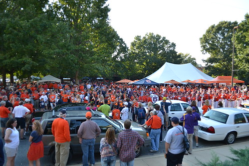 AU vs. LSU 9/22/12 | by Auburn Alumni Association
