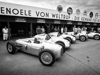 The Silver Arrows | by Alan Frost ARPS