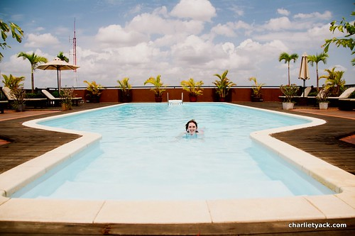 Siem Reap - Rooftop Pool | by @fotochap
