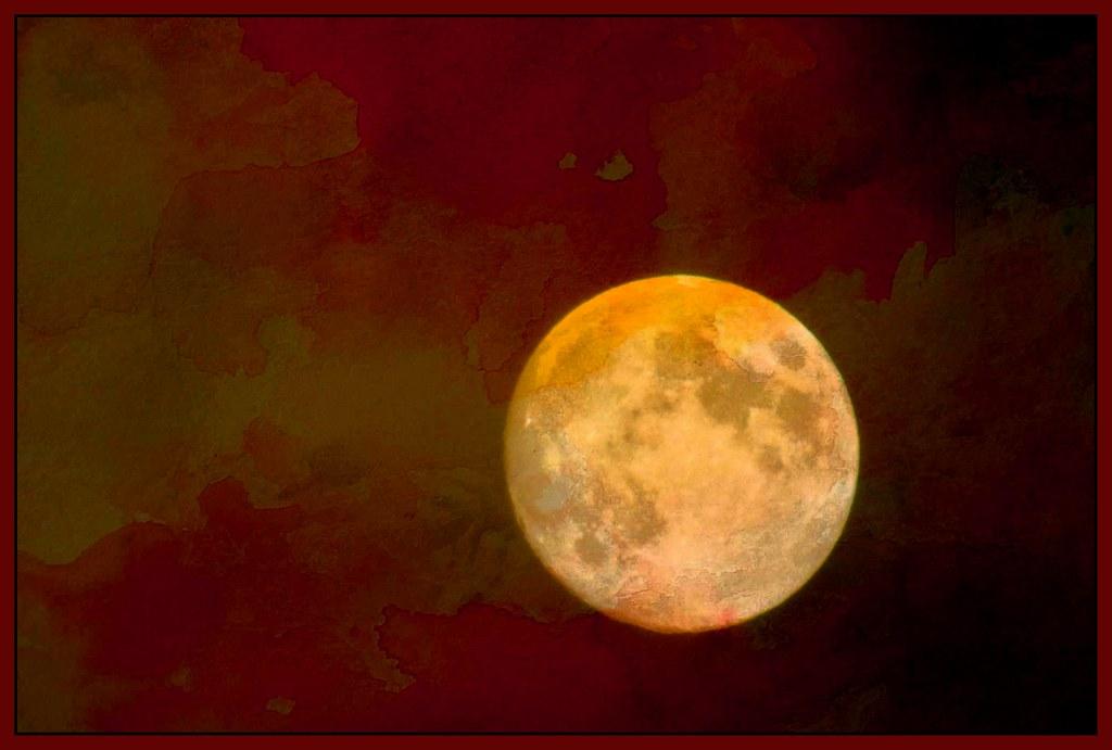 Full Harvest Moon September S Moon Is Called The Full