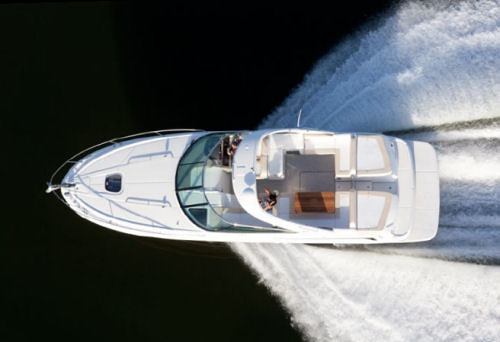Sea Ray 370 Venture | For more tests, reviews, captain's rep