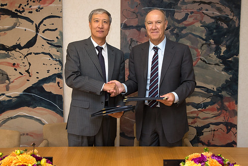 SIPO and WIPO Reinforce Bilateral Cooperation | by WIPO | OMPI