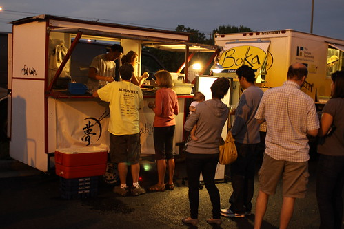 Food Truck Court Springfield Mo