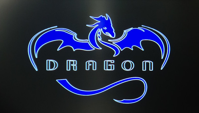 new spacex dragon logo - photo #4