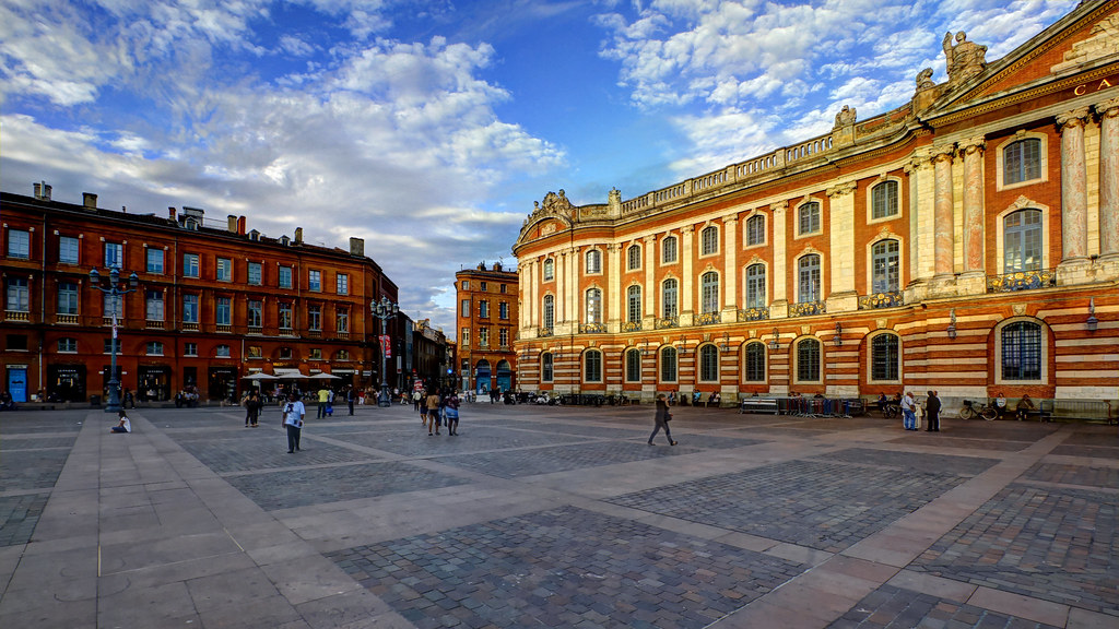 Toulouse Ville La Plus S Ef Bf Bdcuris Ef Bf Bde