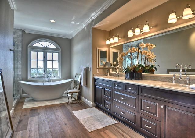 Elegant Master Bathroom Flickr Photo Sharing